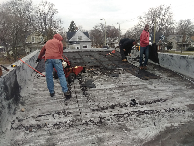 Commercial Roofing Port Huron Mi Tri Star Roofing